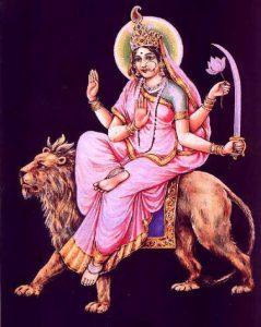 नवरात्रि, हिंदी ब्लॉग, मन्त्र, साधना. कात्यायनी