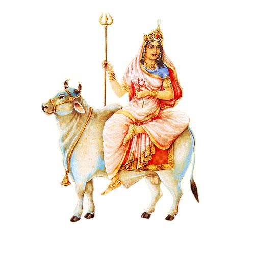 नवरात्री, नवदुर्गा, शैलपुत्री